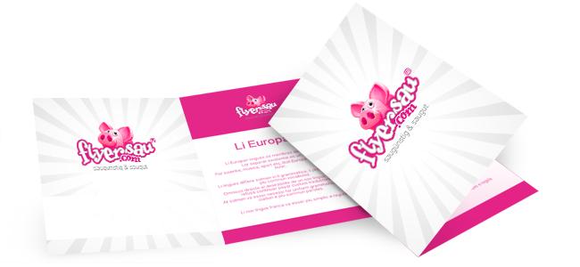 flyersau.com - einladungskarten schnell guenstig online drucken Druckerei online im Berner Oberland